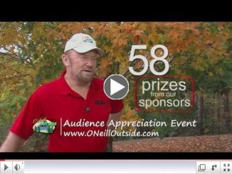 O'Neill Williams - The Audience Appreciation Event! The fire suppressant everyone needs