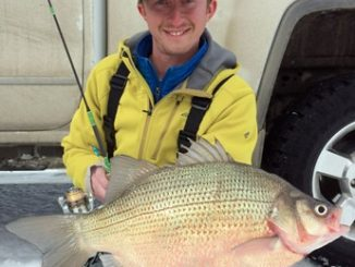 Devils Lake White Bass World Record Awaiting Confirmation