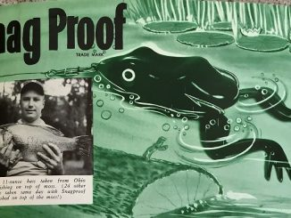 Snag Proof Lures, A Brand, The Innovators, and the First Hollow-Bodied Frog 1