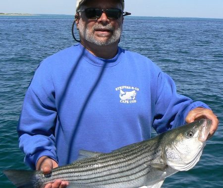 Striper fishing: You Never Forget Your First Time