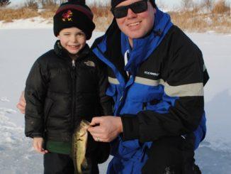 Creating New Ice Anglers