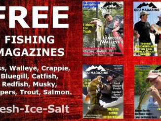 FREE Fishing Magazine