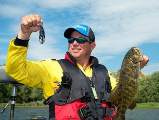 For Cold Weather Bass, Try This Two-Lure Approach