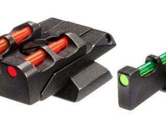 HIVIZ Adjustable Sight Set for Smith & Wesson M&P