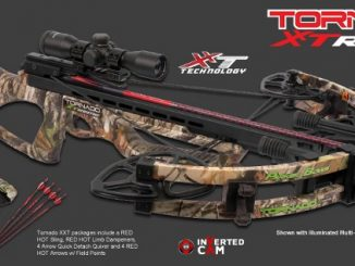 Parker's Tornado XXTreme Is The New Standard