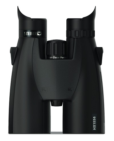 Steiner hunting optics line improves with the HX 15X56 Binocular