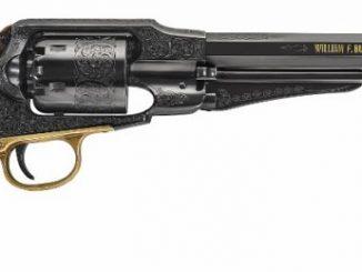 Uberti USA 1858 Buffalo Bill Limited Edition Revolver