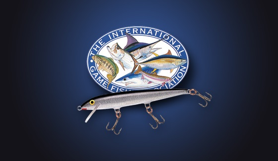 14 IGFA WORLD-RECORD FISH CAUGHT ON RAPALA LURES LAST YEAR