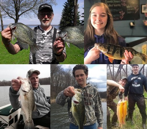April 21st issue of nw pa fishing report for Pa fishing season 2017