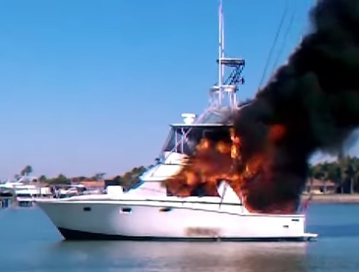 Boat Quotes From Boatus Foundation: BoatUS Foundation Looks At Boat Fire Safety