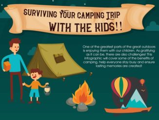 How To Survive A Camping Trip With The Kids