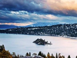 Lake Tahoe Is One Deep Lake