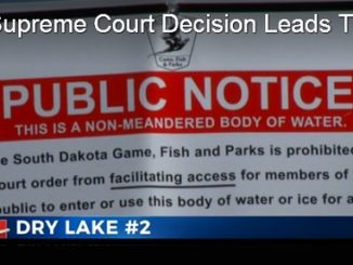 Lawsuit, Supreme Court Decision Leads To Roped Off Boat Ramps In South Dakota