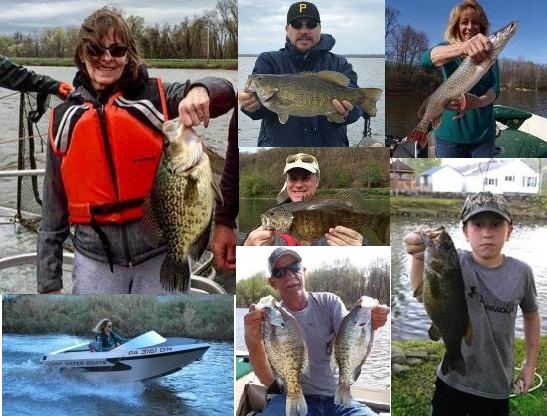 may 11th issue of nw pa fishing report