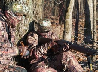NWTF Senior Moments and Window Dressing