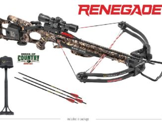 TenPoint Launches Renegade