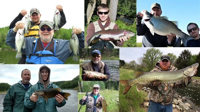 Late may issue of nw pa fishing report for Nw fishing report