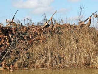 Duck Hunting Concealment Secrets