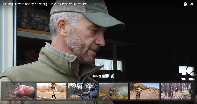 How to Remove Elk Ivories
