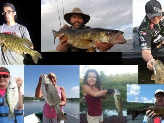 June-July Issue of NW PA Fishing Report