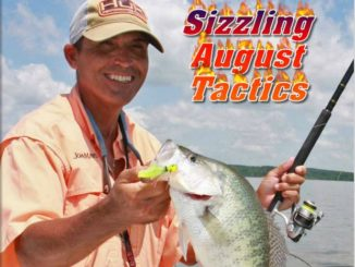 August Crappie Now Is Out