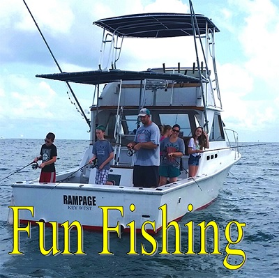 Rampage Fishing Charters