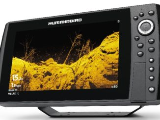 MEGA Imaging Available on Humminbird HELIX 9, 10 and 12