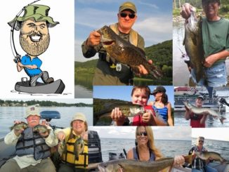 NW PA Fishing Report For Late August 2017