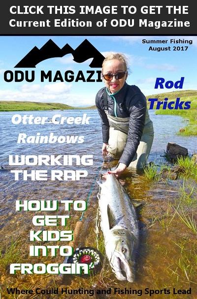ODU Summer 2017 Fishing Magazine