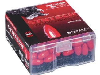 Federal Launches Syntech Component Bullets