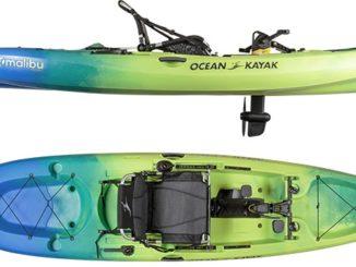 Ocean Kayak Pedal-Driven Kayak Broke The Mold