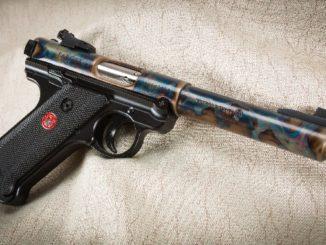 Options Offered on Turnbull Mark IV Pistol