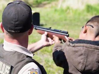 Refuge Law Enforcement Officers Have Alaska at Hello