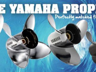 Yamaha Introduces the New Talon SS4 Propeller