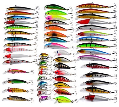 Does Color Really Matter When Choosing You Lures Color