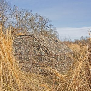 New Redneck Waterfowl Blind Outdoors Unlimited Media And