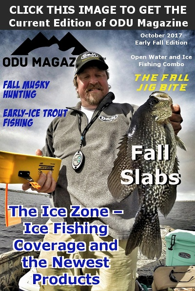 ODU October 2017 Fishing Edition