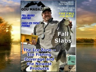 ODU October 2017 Fishing Edition