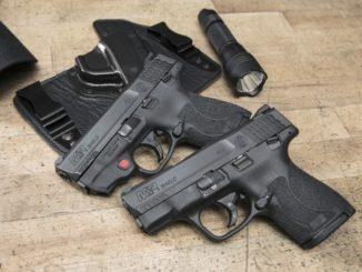 Smith & Wesson Announces New M&P Shield M2.0 Pistol Series