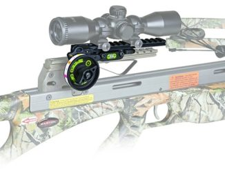 HHA SPORTS OPTIMIZER SPEED DIAL EXTENDS THE RANGE OF YOUR CROSSBOW