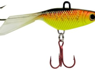 New Ice Fishing Lure- Phantom Lures Introduces the Tilly
