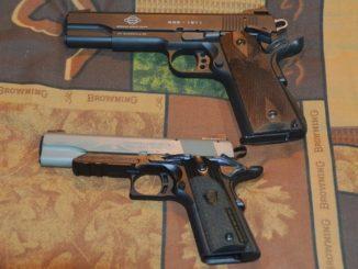 The German Sports Guns' M1911