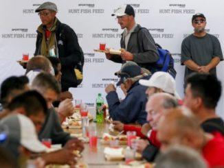 Venison donation feeds more than 500 homeless Utahns