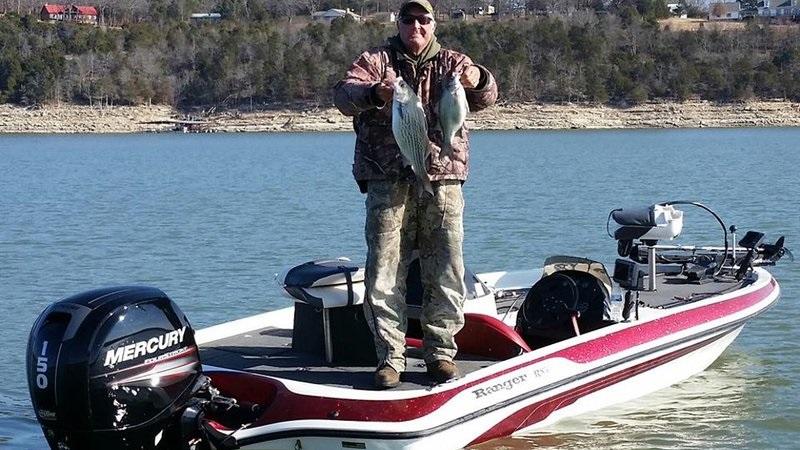 Arkansas wildlife fishing report dec 20 2017 new for Arkansas game and fish fishing report