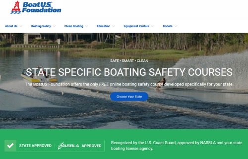 Boat Quotes From Boatus Foundation: Keep Online Boating Safety Course Free