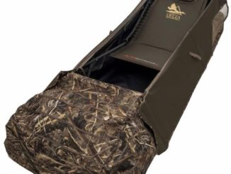 The New Delta Waterfowl Legend Layout Blind From ALPS OutdoorZ