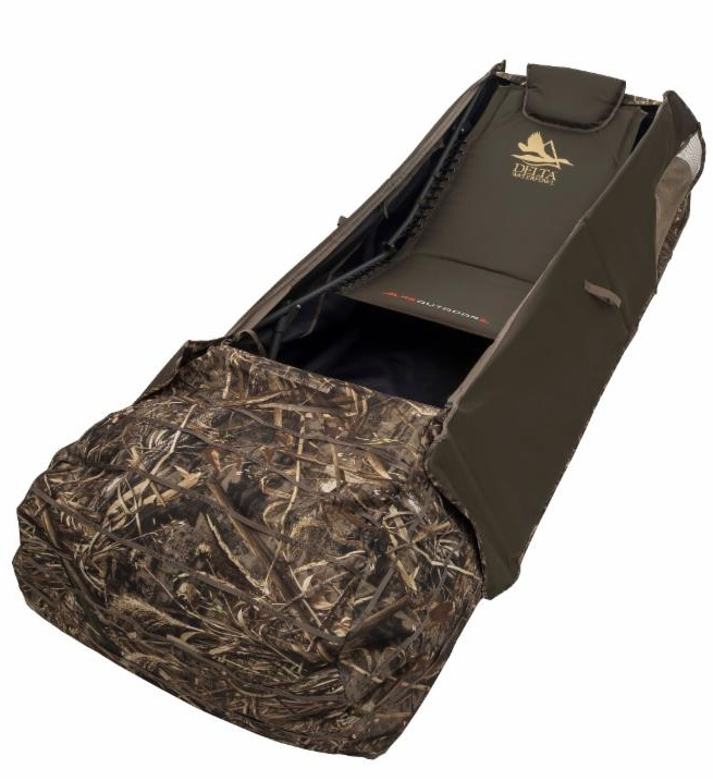 The New Delta Waterfowl Legend Layout Blind From Alps