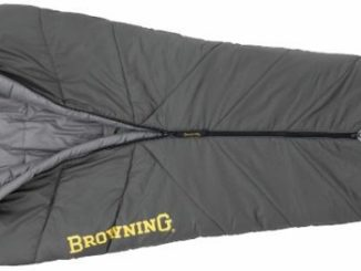 Browning Refuge: New, Versatile Sleeping Bag