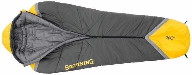 Browning Refuge: New, Versatile Sleeping Bag