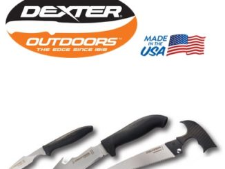 Dexter 3 pc. Big Game Combo withsheath